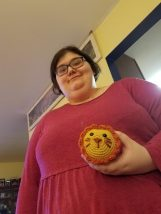 Lion blob 1